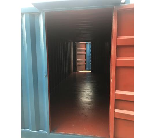 集装箱铁箱货柜